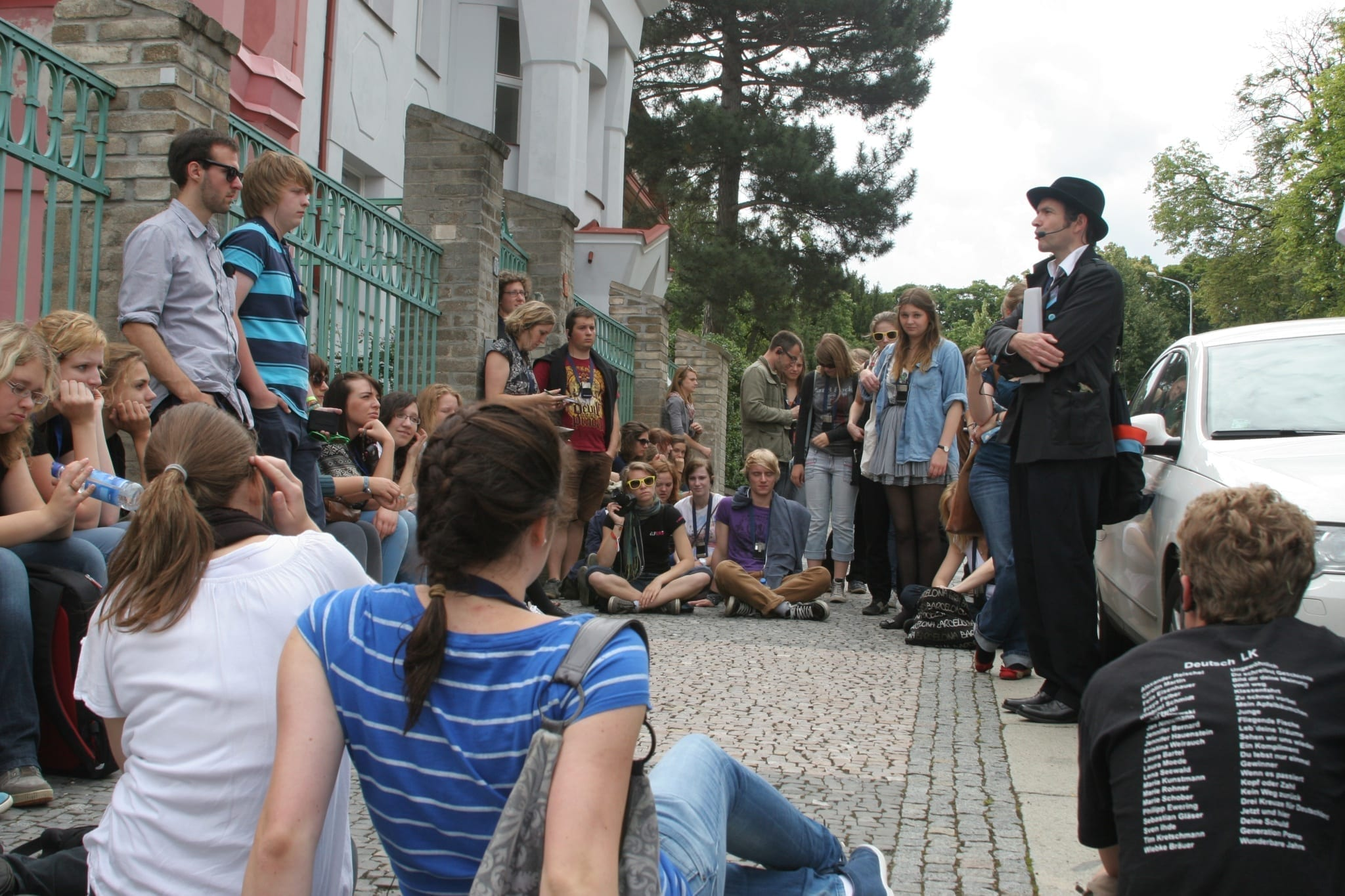 Bestechendes Prag